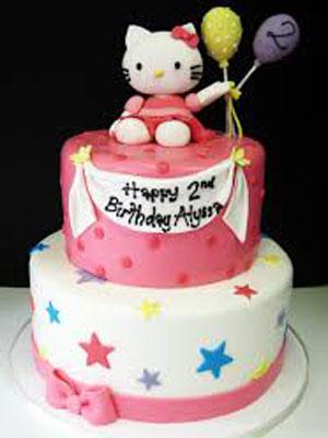 Birthday Cake Blazes
